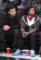 Basketball w/ Wayne - aubrey-drake-graham photo