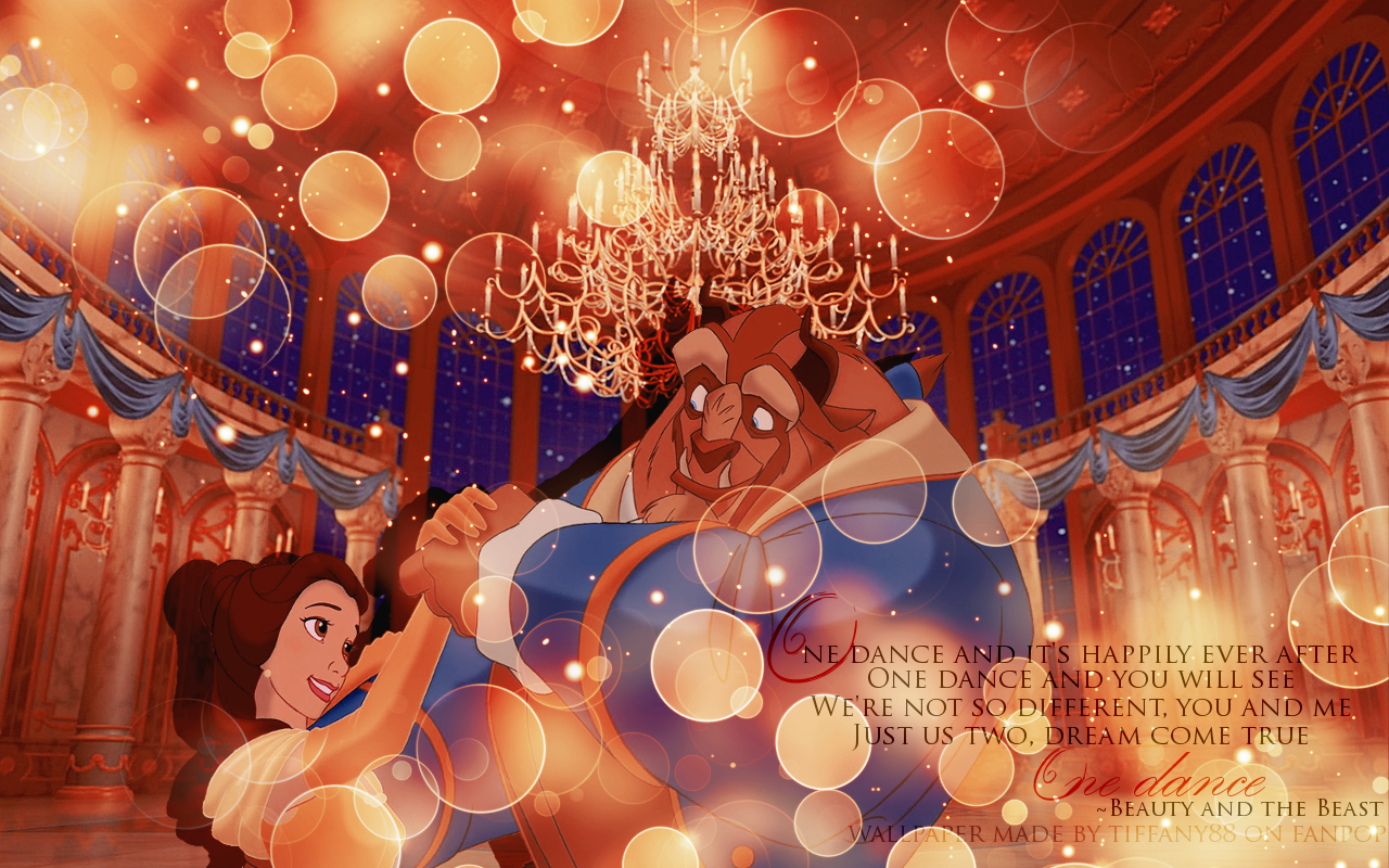 Beauty and the Beast  Beauty and the Beast Wallpaper 24358825