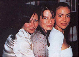 Behind the scenes of Charmed