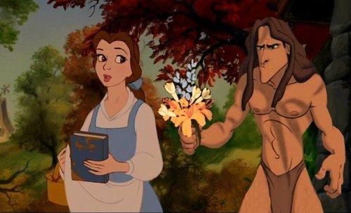 Belle/Tarzan
