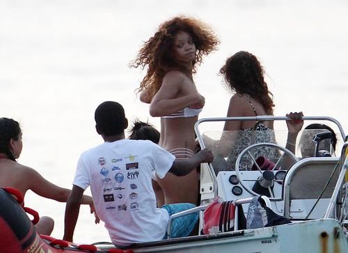 Bikini Candids in Barbados
