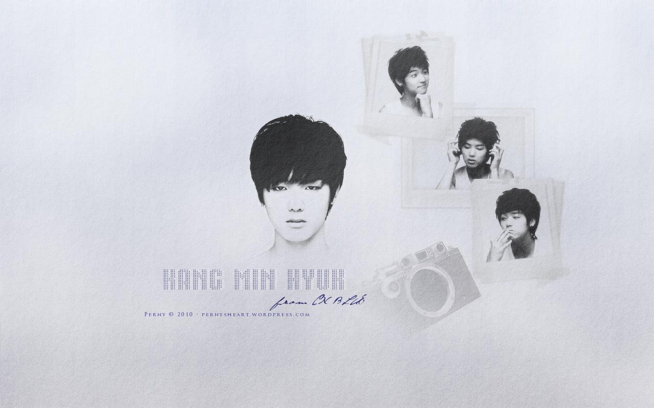 CN Blue: Kang Min Hyuk