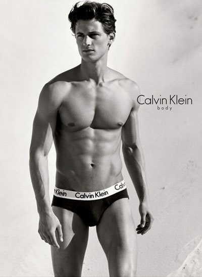 calvin klein advertising strategies