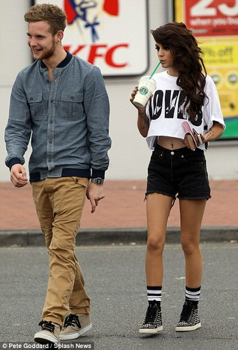 Cher Lloyd Wiv Her Boyfriend Craig Monk (Party In The Park 31/07/11!!) 100% Real ♥ - cher-lloyd Photo