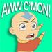 Chibi Aang iconen