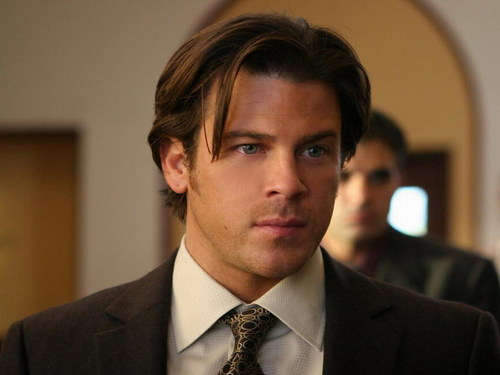 Christian Kane kertas dinding with a business suit, a suit, and a three piece suit titled Christian Kane