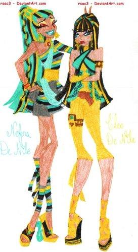 Cleo অনুরাগী Art
