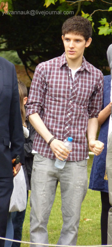Colin Morgan warwick Castle