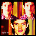 Colin Morgan warwick Castle - colin-morgan photo