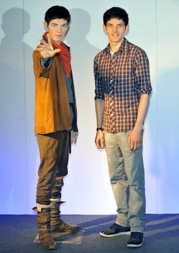 Colin at Warwick गढ़, महल (6th Aug) - Official