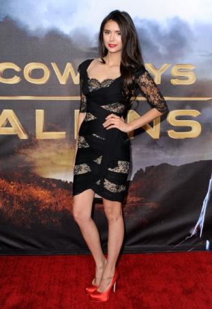 Cowboys & Aliens World Premiere