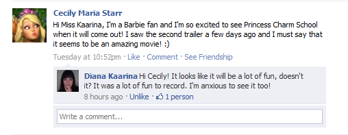 DK replied to me! OMK!