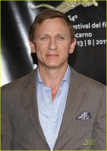 Daniel Craig: 'Cowboys & Aliens' in Switzerland!