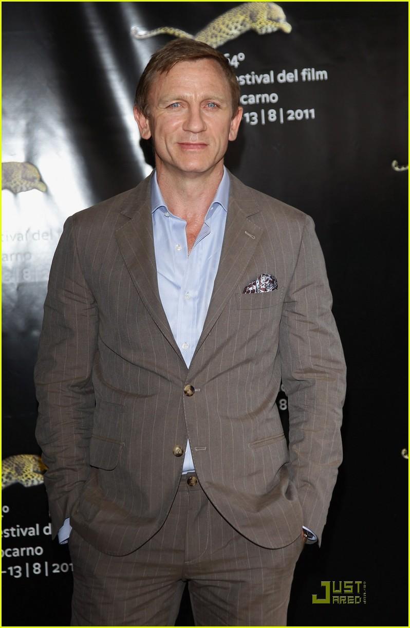 Daniel Craig: 'Cowboys & Aliens' in Switzerland!