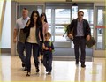 Daniel Craig &amp; Rachel Weisz Jet Out of JFK - daniel-craig photo