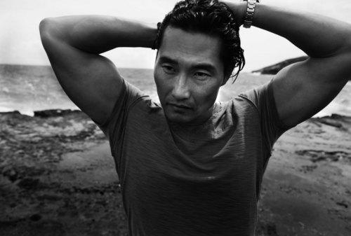 Daniel Dae Kim- Photoshoot Men's Health's June 2011