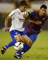 David Villa (FC Barcelona - Hajduk Split) - david-villa photo