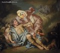 Death of Hercules - greek-mythology fan art