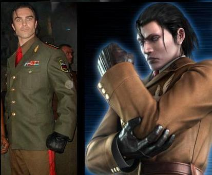 Dragunov-Tekken the movie