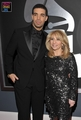 Drake &amp; Sandi Graham at the 53rd Grammy Awards - aubrey-drake-graham screencap