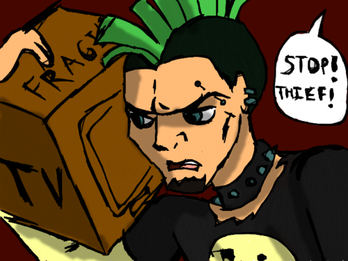 Duncan's theft