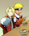 Ed & Naruto