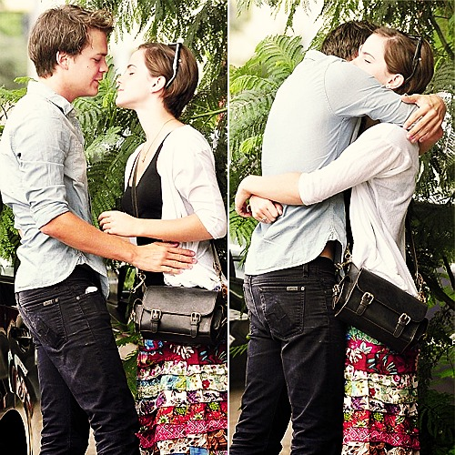Emma and johnny simmons