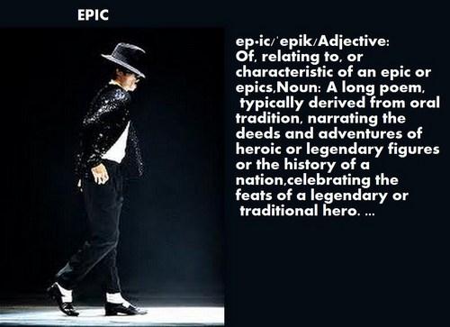 Epic Michael