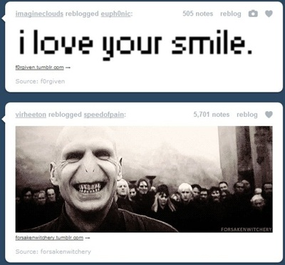I <3 your smile
