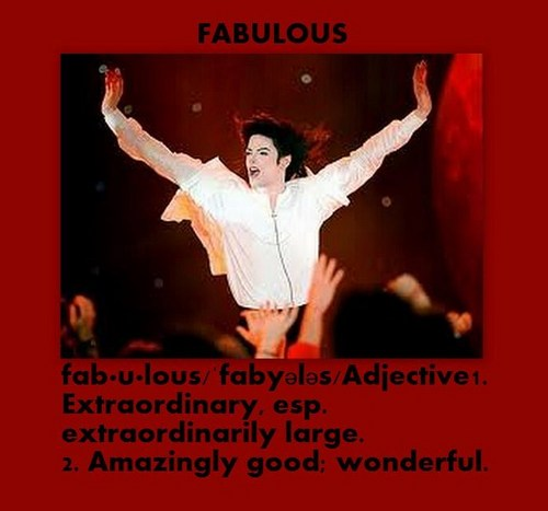 Fabulous Michael