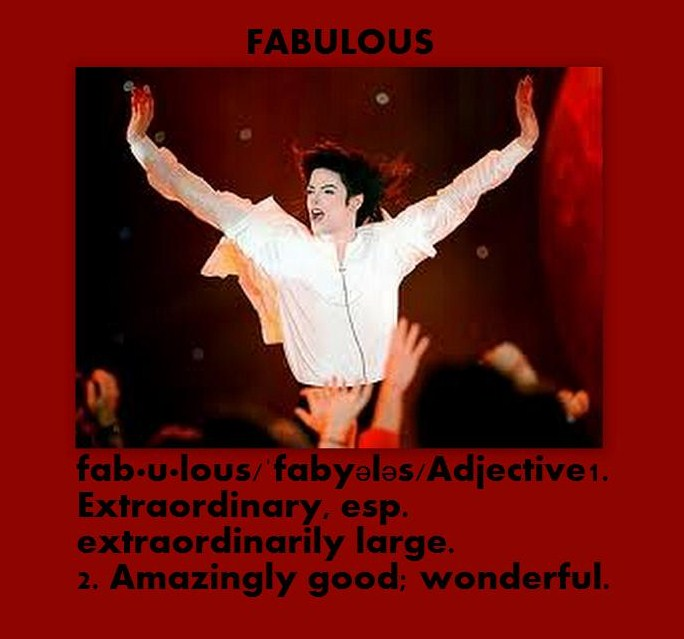 Fabulous Michael
