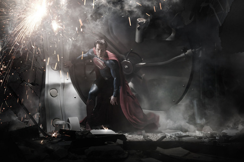 Hi-Res First Look at superman Man of Steel