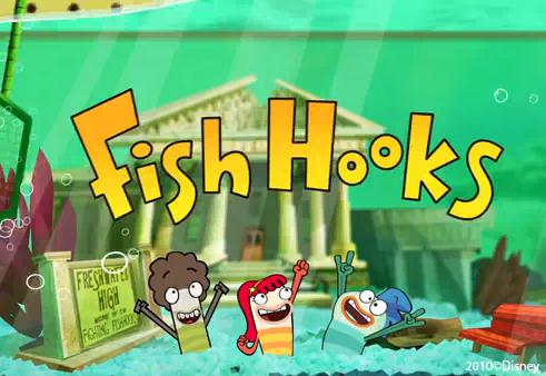 魚 Hooks