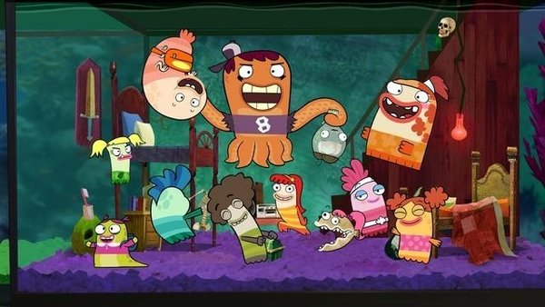Fish hooks images fish hooks wallpaper and background for Fish hooks show