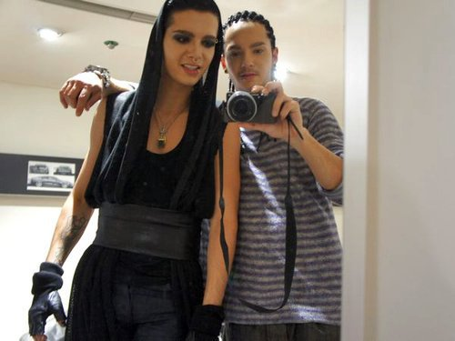 Tom & Bill Kaulitz 壁纸 titled Gemelos