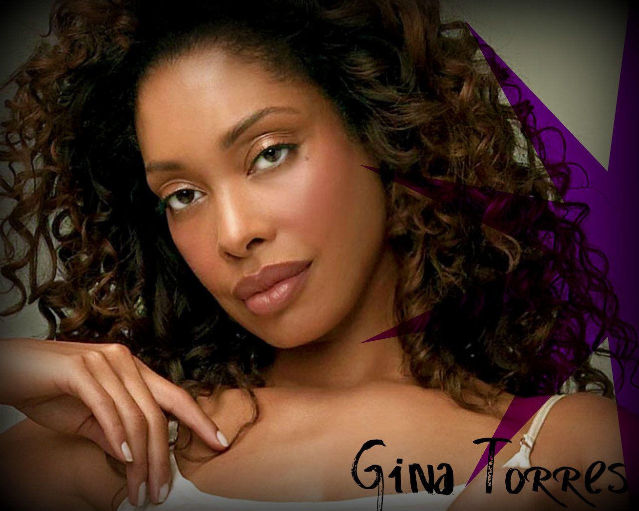 gina torres height