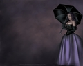 Goth Girl wallpaper - gothic wallpaper