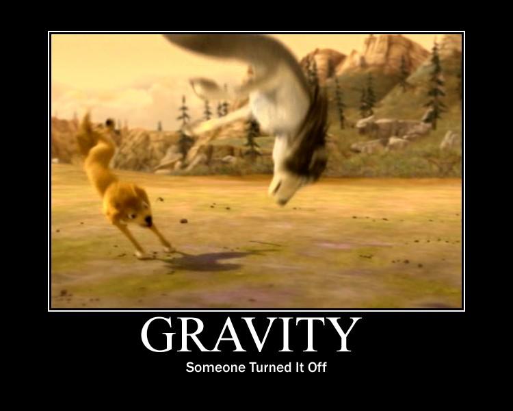 Gravity Demo