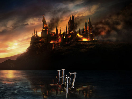 HP7 Wallpaper - harry-potter Wallpaper