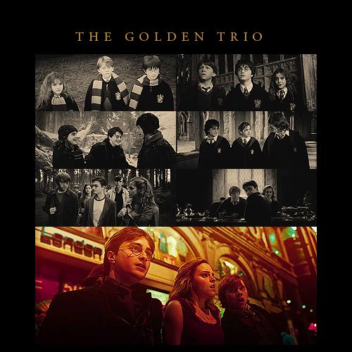 Happy Friendship Day♥The Golden Trio