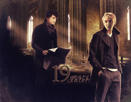 Harry and Draco