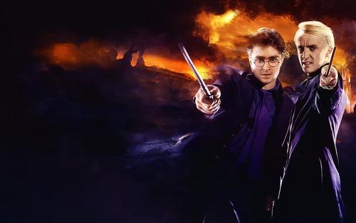 Harry và Draco