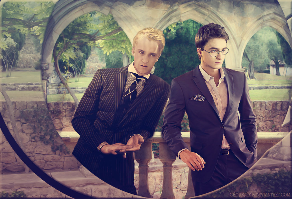 harry and draco images - photo #2