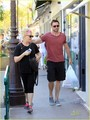 Hugh Jackman: St. Tropez with Deborra-Lee Furness!