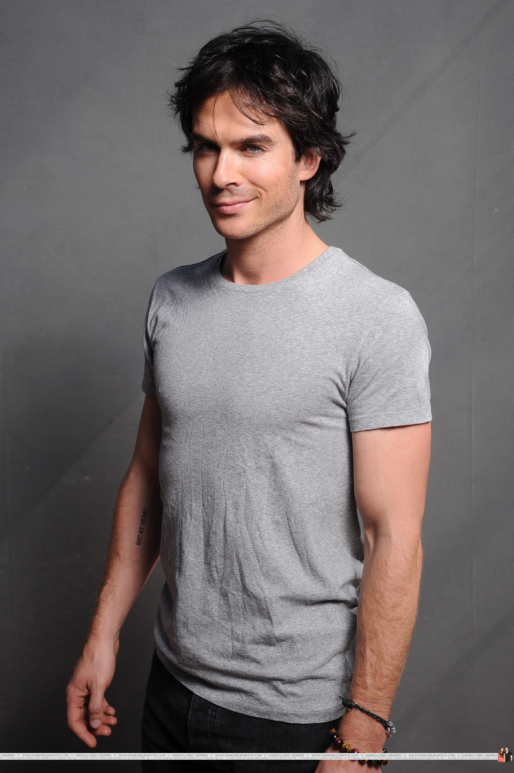 Ian Somerhalder Images Ian At Tca Hqღ Hd Wallpaper And Background