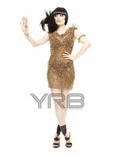 JESSIE J YRB Magazine - May 2011 :P
