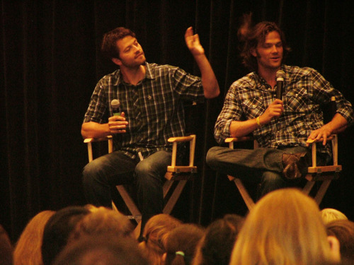 Jared and Misha-BosCon 2011