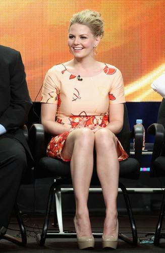 Jennifer Morrison Speaking @ the 2011 TCA Press Tour