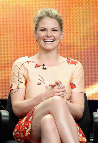 Jennifer Morrison Speaking @ the 2011 TCA Press Tour
