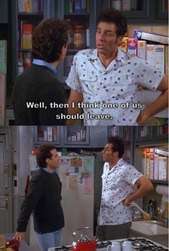 Jerry & Kramer- Stand off